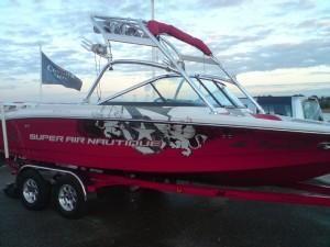 Nautique Super Air 210 2008 All Boats