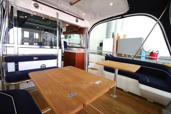2008 Nimbus 35 Nova Coupe Boats Yachts For Sale