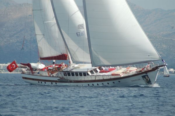 Nordwinds 37 Metre Ketch 2008 Ketch Boats for Sale