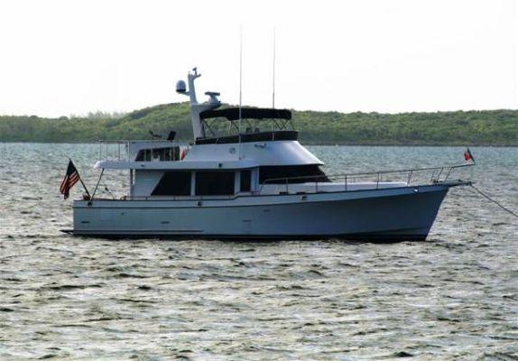 Ocean Alexander 48E Classicco Sedan 2008 Motor Boats Ocean Alexander Boats