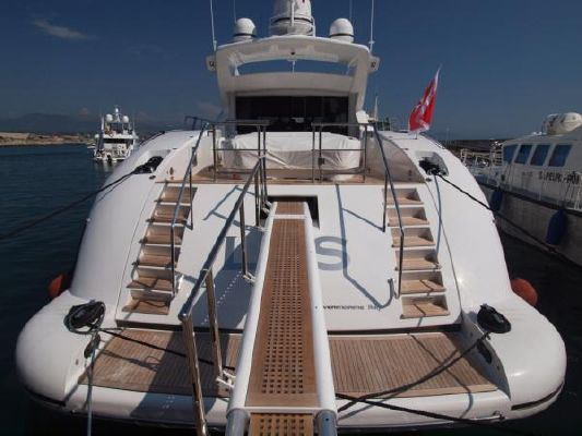 Boats for Sale & Yachts Overmarine Mangusta 108 2008 All Boats