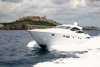 Boats for Sale & Yachts Pershing 50 Hardtop Shaft Drive 2008 All Boats