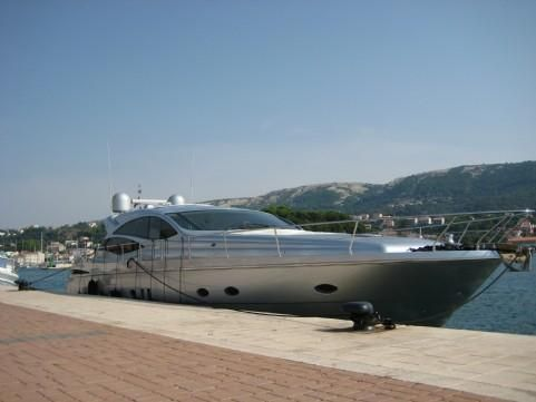 Pershing 62 2008 All Boats