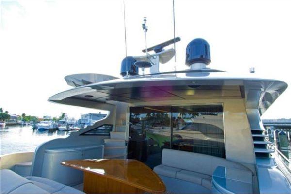 Pershing Express 2008 All Boats