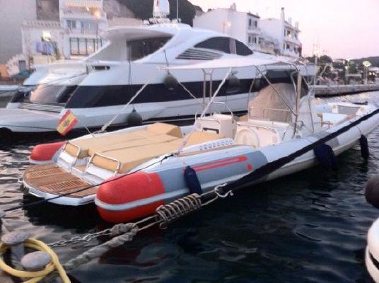 Pirelli Pzero 1000 Sport 2008 All Boats