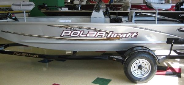 Polar Kraft Sportsman MV1780 SE 2008 All Boats
