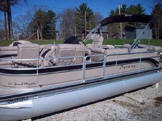 Premier 225 Grand Majestic LTD 2008 All Boats