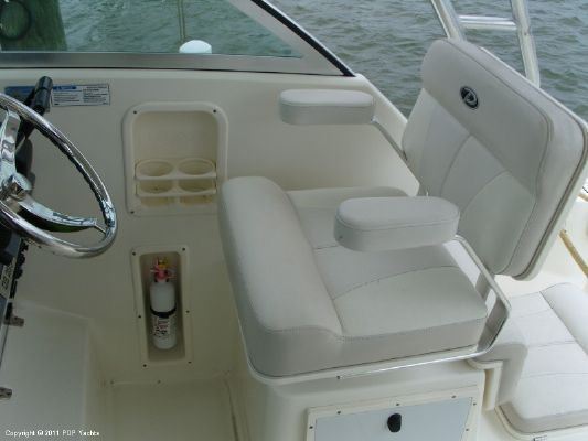 2008 pursuit 285 offshore  10 2008 Pursuit 285 Offshore