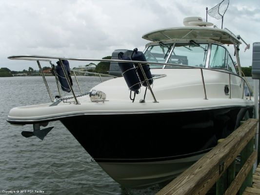 2008 pursuit 285 offshore  2 2008 Pursuit 285 Offshore