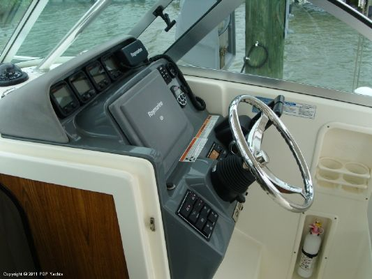2008 pursuit 285 offshore  9 2008 Pursuit 285 Offshore