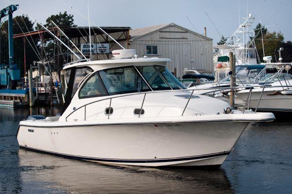 2008 Pursuit 315 Offshore Boats Yachts For Sale