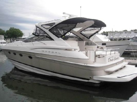 Regal 4460 Commodore with IPS 2008 All Boats