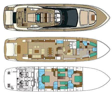 Boats for Sale & Yachts Riva 92' Duchessa 2008 All Boats