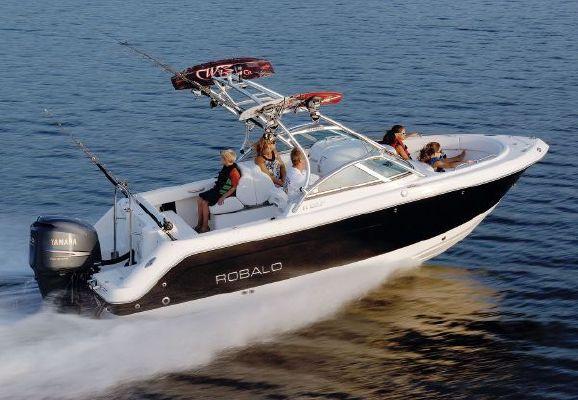 Robalo R227 Dual Console 2008 Robalo Boats for Sale