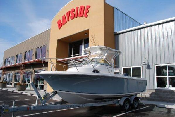 Sailfish 218 WAC 2008 All Boats