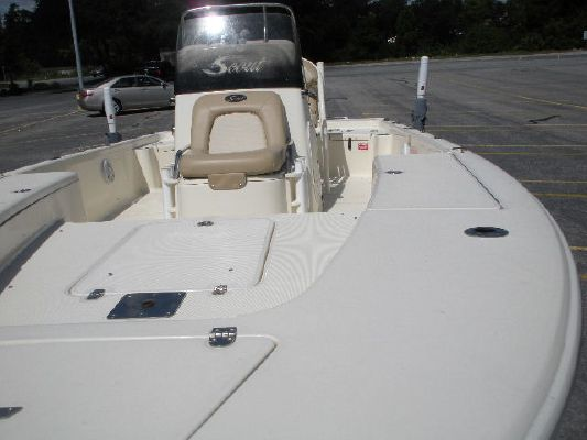 Scout 22 TE 2008 Sportfishing Boats for Sale