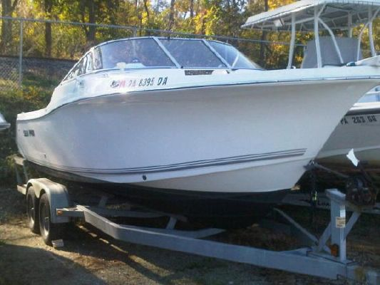 Sea Pro 228 Dual Console 2008 All Boats
