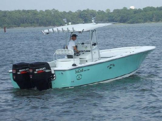 Angler Boat Throttle Control : Seacraft sc master angler warranty till less