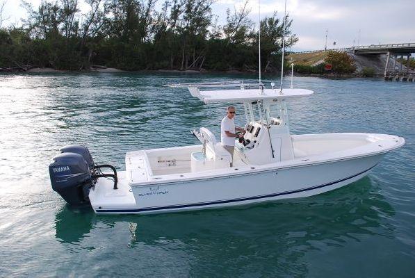 Silverhawk 2700 Center Console W/ Engine Warranty Until 11/19/2013 2008 All Boats