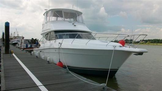Silverton 45 Convertable 2008 All Boats