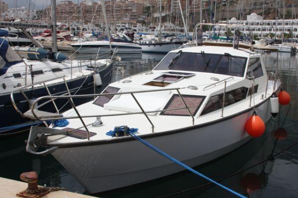 Steel motorboat Stadtline 2008 All Boats