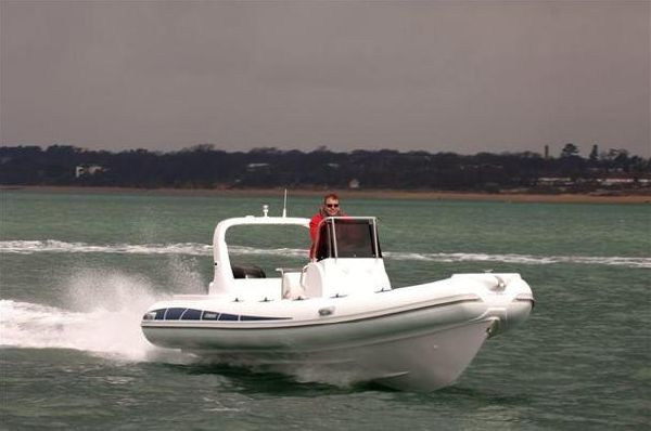 Stingher 686 GT 2008 All Boats