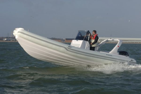 Stingher 800GT Ltd Edition 2008 All Boats