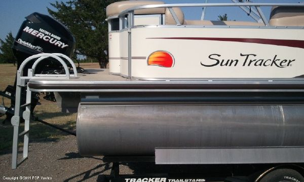Sun Tracker 25 Party Barge Regency Edition 2008 Sun Tracker Boats for Sale
