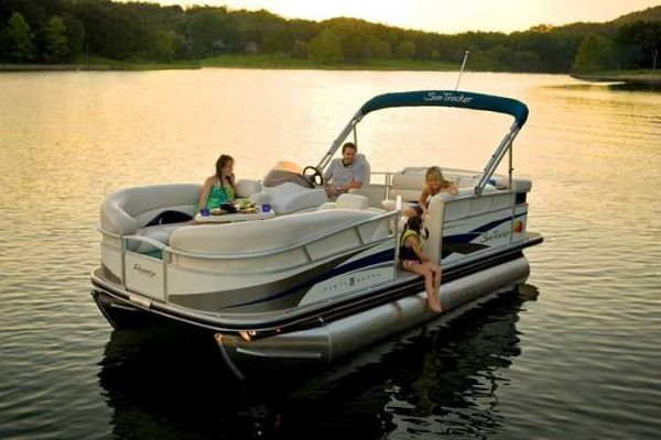 Boats for Sale & Yachts Sun Tracker PARTY BARGE 20 Regency Edition 2008 Sun Tracker Boats for Sale