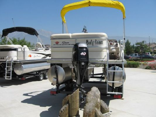 Boats for Sale & Yachts Sun Tracker Party Barge 21 2008 Sun Tracker Boats for Sale