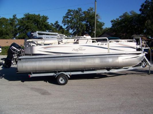 SunChaser 820 Fish 2008 All Boats