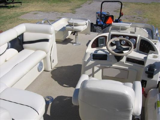 Boats for Sale & Yachts Sweetwater DELUXE FISH SW 2186 DF 2008 Sweetwater Pontoon Boat
