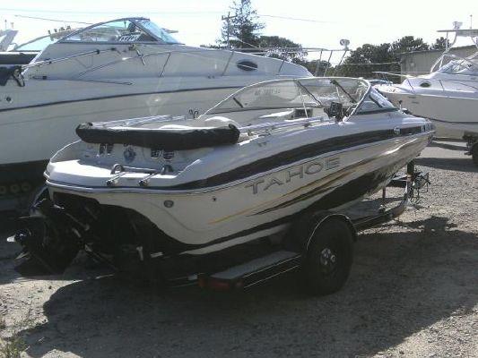 TRACKER MARINE TAHOE Q4 FISH AND SKI 2008 Sun Tracker Boats for Sale