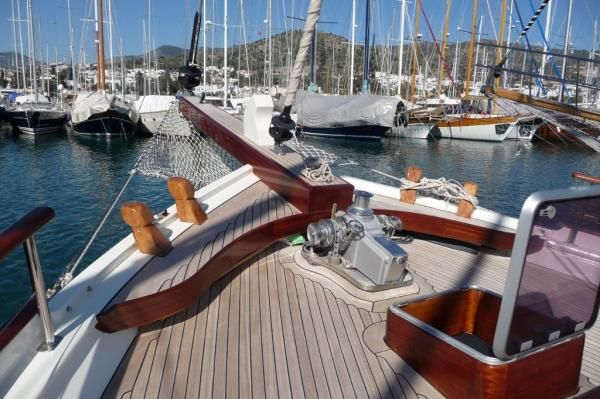 Trandil (Bodrum) Wood (Iroko & Sapeli) 2008 All Boats