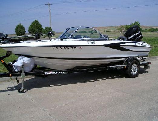 2008 triton sf 188 boats yachts for sale for Triton fish and ski