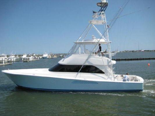 Viking Convertible 2008 Viking Yachts for Sale