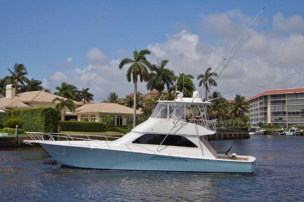 Viking Sportfish Convertible 2008 Sportfishing Boats for Sale Viking Yachts for Sale
