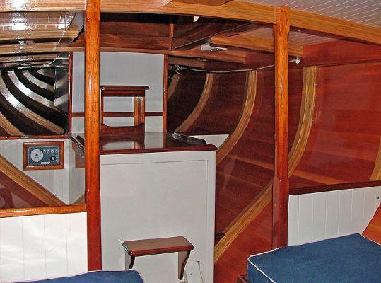 2008 william fife iii gaff cutter chantier stagnol  18 2008 William Fife III Gaff Cutter Chantier Stagnol