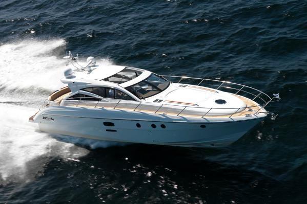 Windy 48 Triton 2008 All Boats Triton Boats for Sale