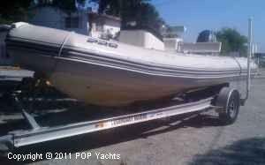 Zodiac 650 Pro Open RIB 2008 Motor Boats
