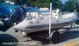Boats for Sale & Yachts Zodiac 650 Pro Open RIB 2008 Motor Boats