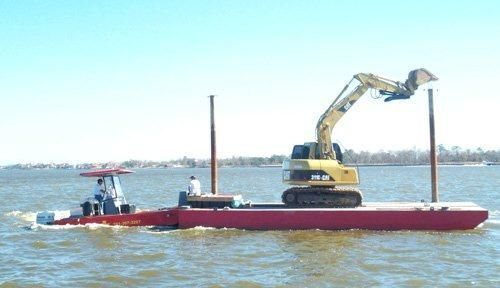 Boats for Sale & Yachts x 20' x 4' Steel Sectional Barge with 20' x 8' x 3' Push Tug /To be built 2009 2012 40' Tug Boats for Sale