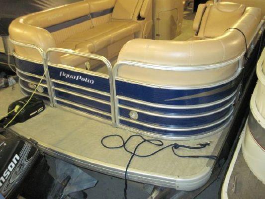 Aqua Patio AP 220 BC 2009 All Boats