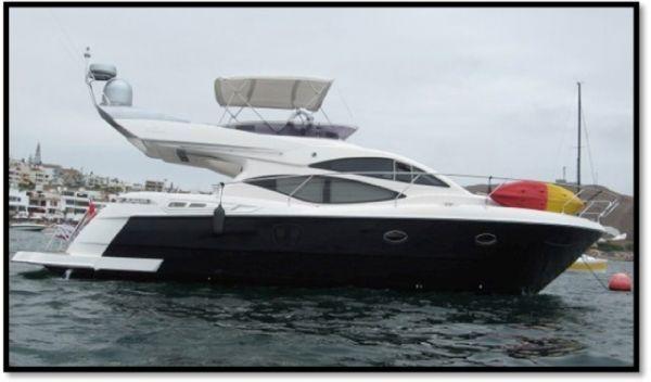 2009 aqualum motor yacht  1 2009 Aqualum Motor Yacht