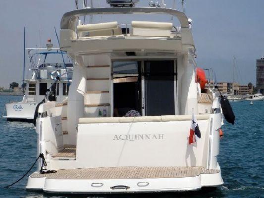 2009 aqualum motor yacht  41 2009 Aqualum Motor Yacht
