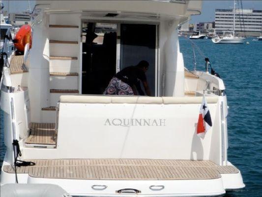 2009 aqualum motor yacht  42 2009 Aqualum Motor Yacht