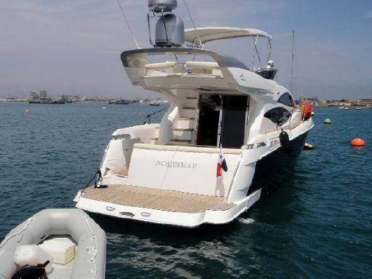 2009 aqualum motor yacht  44 2009 Aqualum Motor Yacht