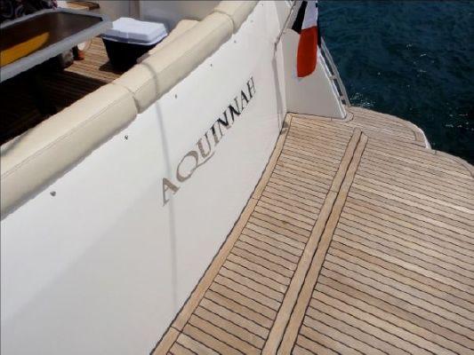 2009 aqualum motor yacht  7 2009 Aqualum Motor Yacht