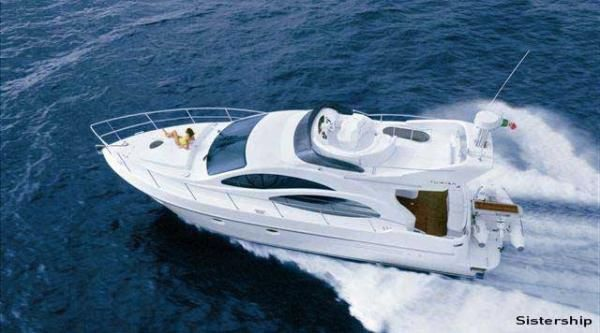 Azimut 42 2009 Azimut Yachts for Sale