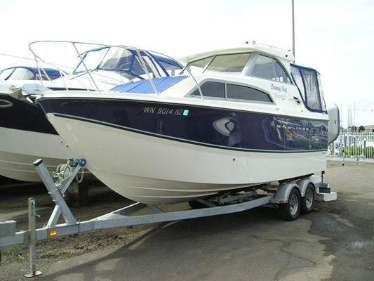 Bayliner 246 Discovery 2009 Bayliner Boats for Sale
